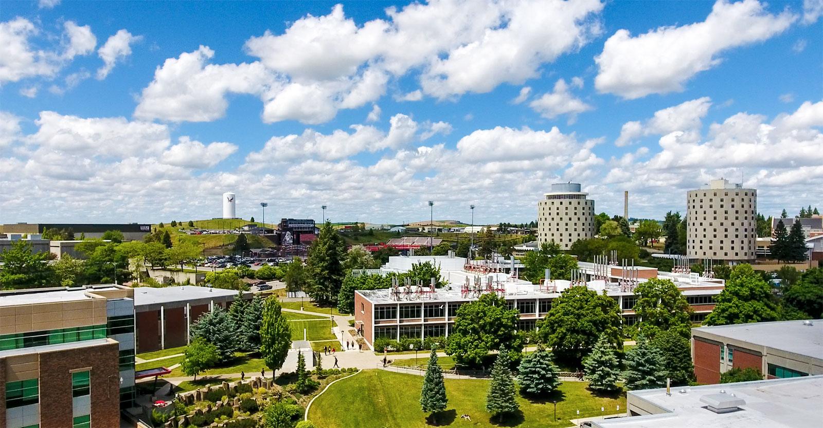 Campus Drone
