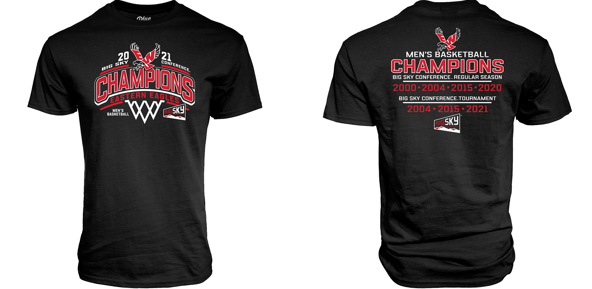 Purchase your 2021 Basketball Champions Tee