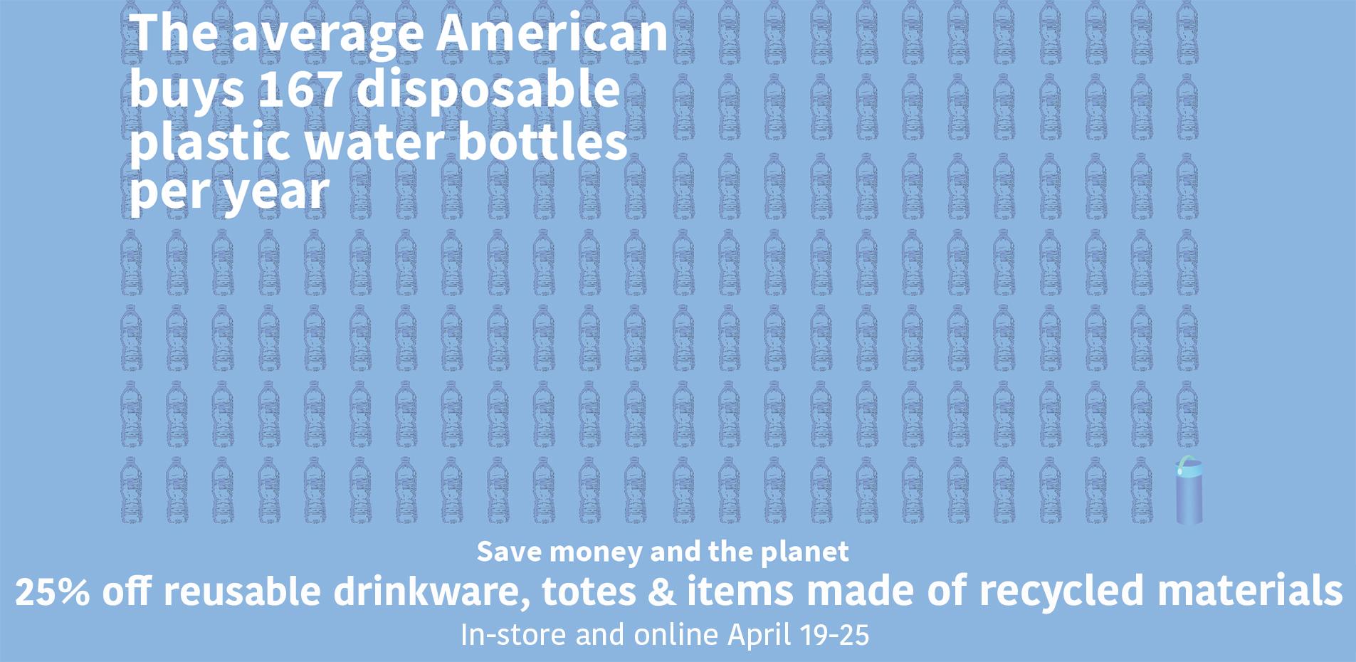 Reusable Items Sale Image