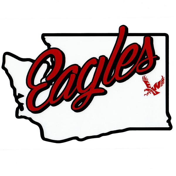 Image For EAGLES STATE DECAL