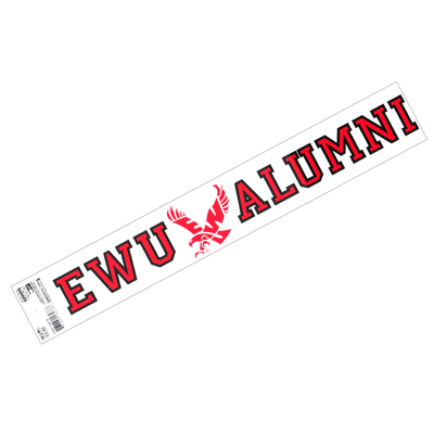 Image For EWU ALUMNI DECAL