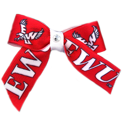 Cover Image For EWU DOG HAIR BOW