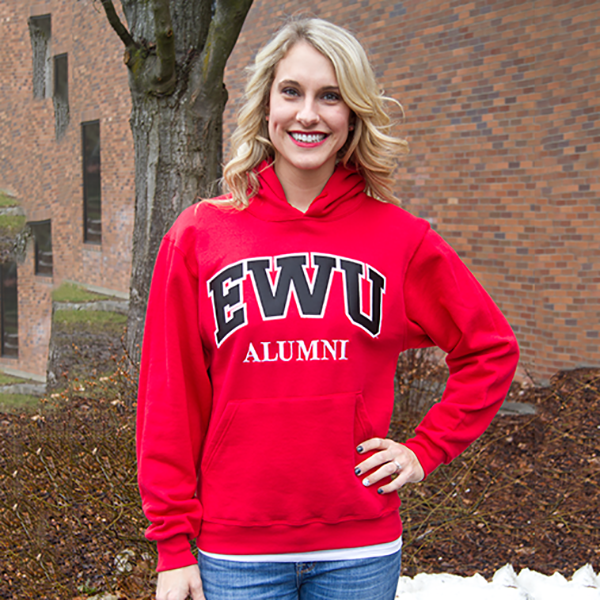 Image For EWU ALUMNI HOOD