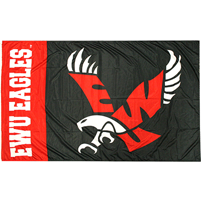 Image For EWU EAGLES OUTDOOR FLAG