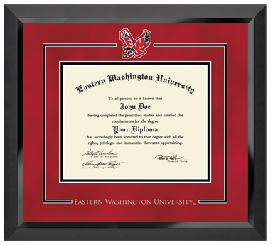 Image For MASTERS/DOCTORAL EAGLE DIPLOMA FRAME