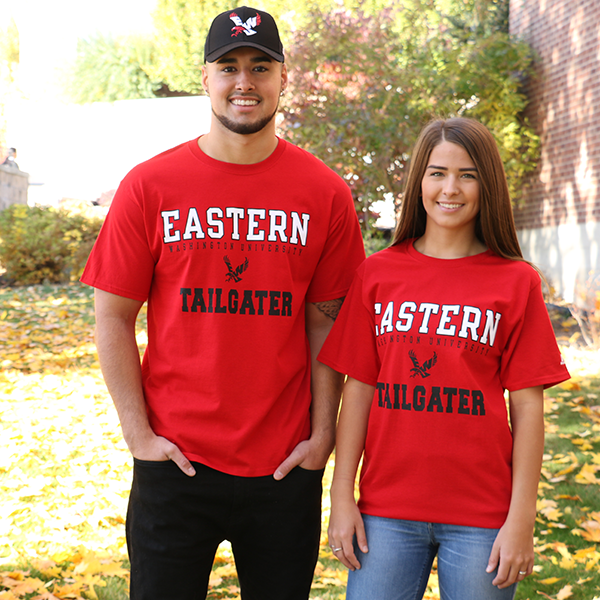Image For EASTERN TAILGATER T-SHIRT