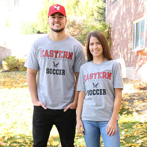 Cover Image For NAME DROP: EASTERN SOCCER T-SHIRT