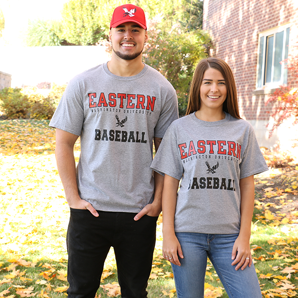 Image For EASTERN BASEBALL T-SHIRT