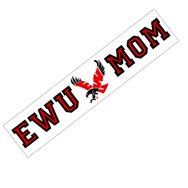 Cover Image For EWU MOM DECAL
