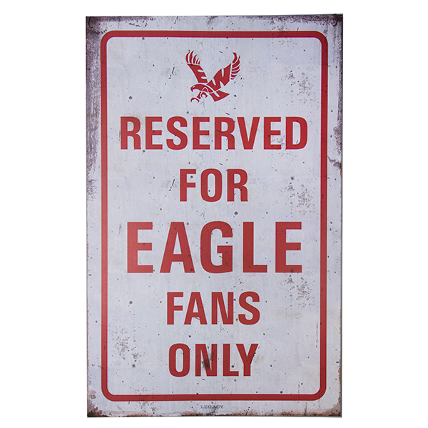 Image For RESERVED FOR EAGLE FANS