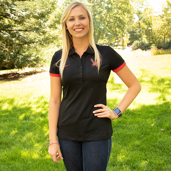 Image For NIKE WOMEN'S POLO SHIRT