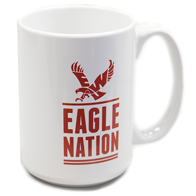 Image For EAGLE NATION MUG