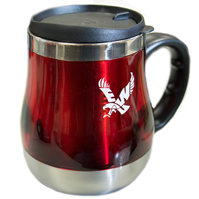 Image For STAINLESS STEEL ACRYLIC MUG