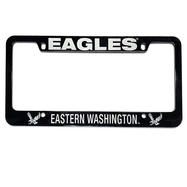 Image For EAGLES LICENSE FRAME
