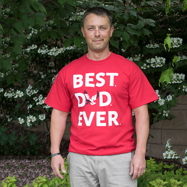 Image For BEST DAD T-SHIRT