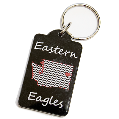 Image For EASTERN EAGLES STATE KEYTAG