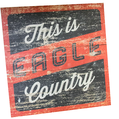 Image For EAGLE COUNTRY WOOD SQUARE PLANK