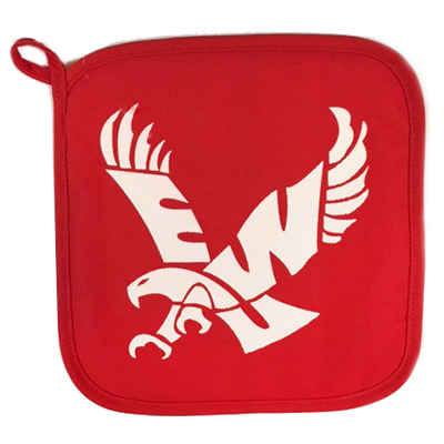 Image For FLYING EAGLE POT HOLDER