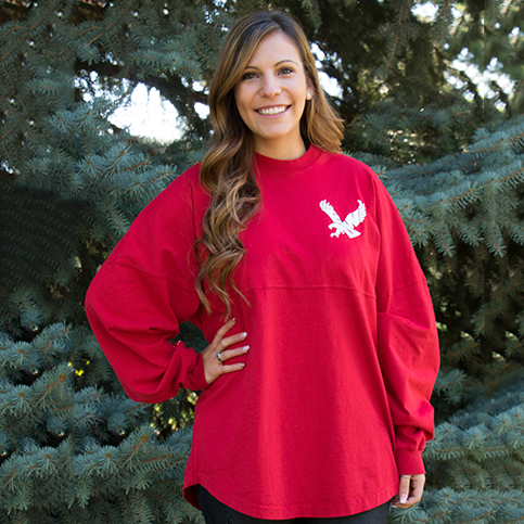 Image For ALUMNI SPIRIT JERSEY