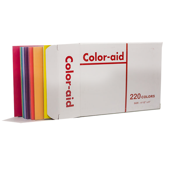 Image For COLOR-AID 220 CLR 4.5X6