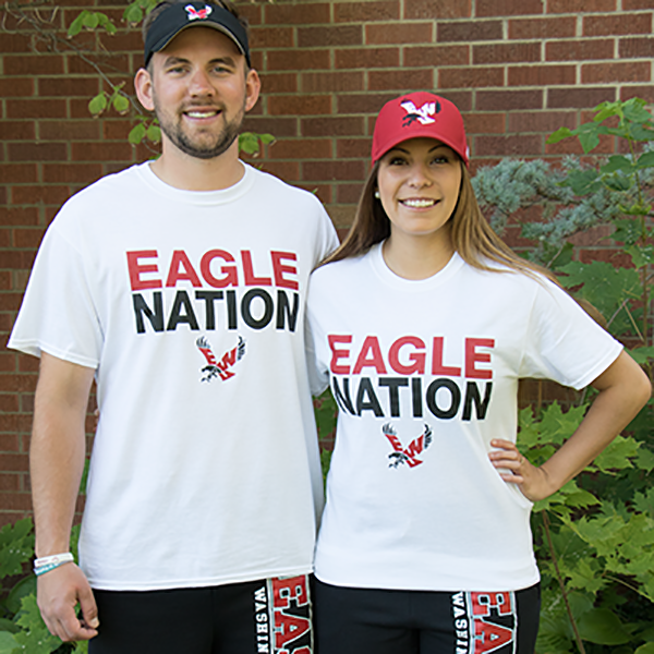 Image For EAGLE NATION TEE