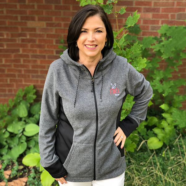Image For MOM FULL ZIP JACKET