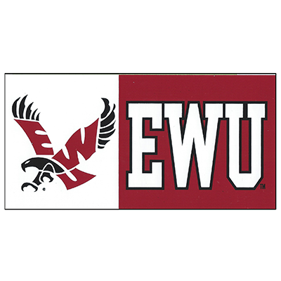 Image For EWU BUMPER STICKER