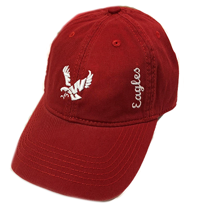 Image For WOMEN'S EAGLES TWILL CAP