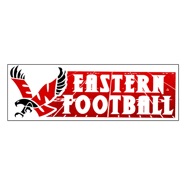 Cover Image For EASTERN FOOTBALL DECAL
