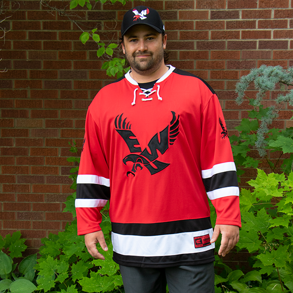 Image For FLYING EAGLE HOCKEY SWEATER
