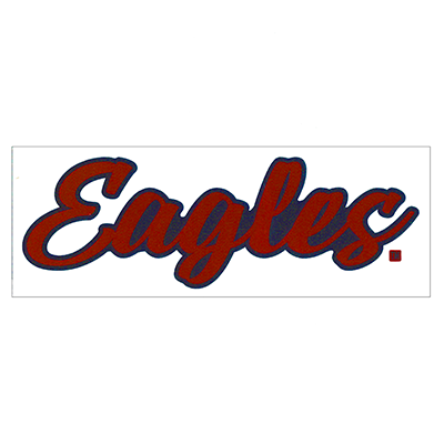 Cover Image For EAGLES DECAL