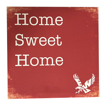 Image For HOME SWEET HOME ART CANVAS