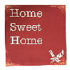 Cover Image for HOME SWEET HOME ART CANVAS