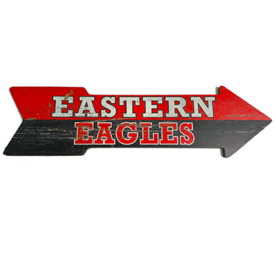 Image For EASTERN EAGLES ARROW SIGN