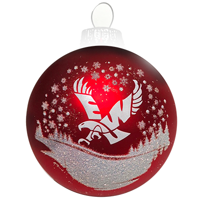 Image For ROUND EAGLE ORNAMENT