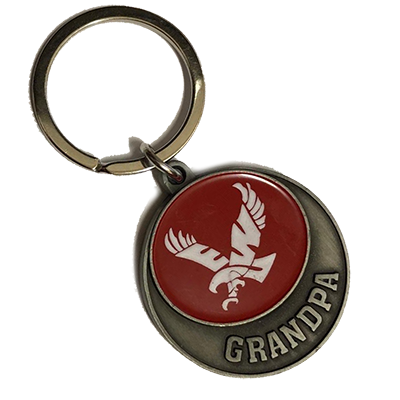 Image For CIRCLE GRANDPA KEYTAG