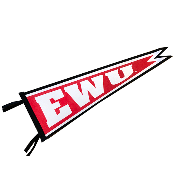 Image For EWU DOVETAIL PENNANT