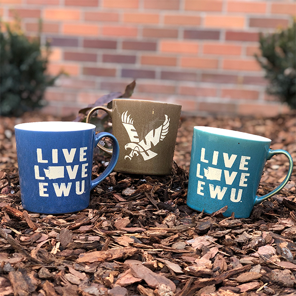 Image For LIVE LOVE EWU MUG