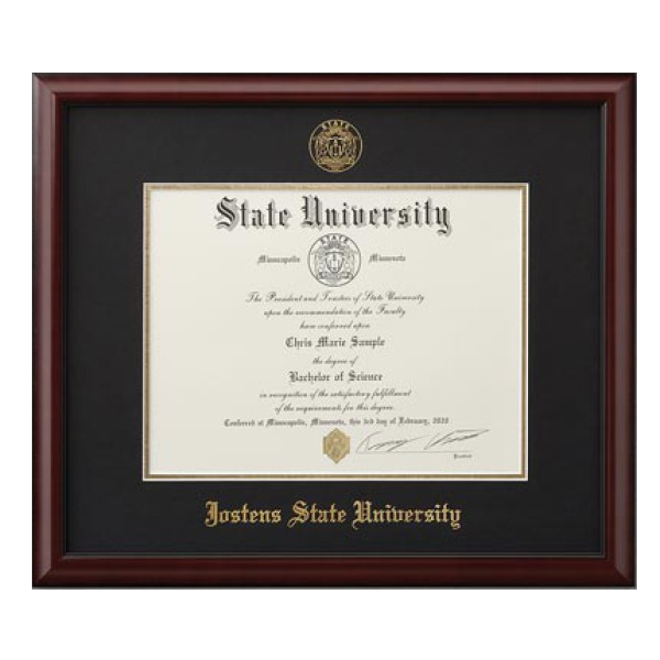 Image For MASTERS/DOCTORAL SCHOLAR DIPLOMA FRAME
