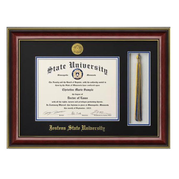 Image For MASTERS/DOCTORAL CLASSIC TASSEL DIPLOMA FRAME
