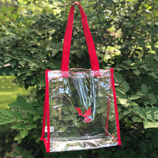 Image For CLEAR TOTE BAG