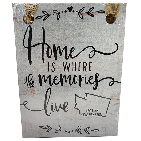 Cover Image For WHERE MEMORIES LIVE