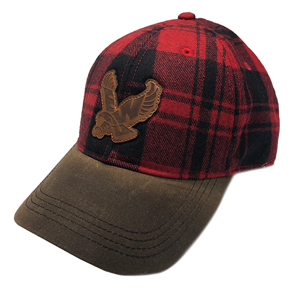 Image For BUFFALO PLAID CAP