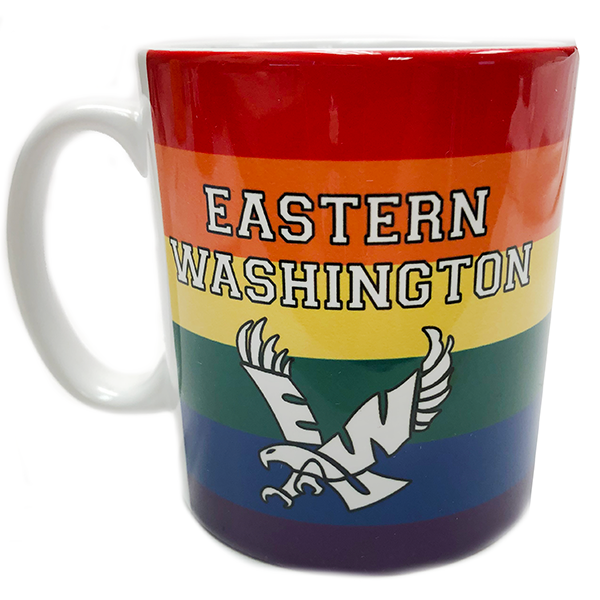 Image For EWU PRIDE MUG