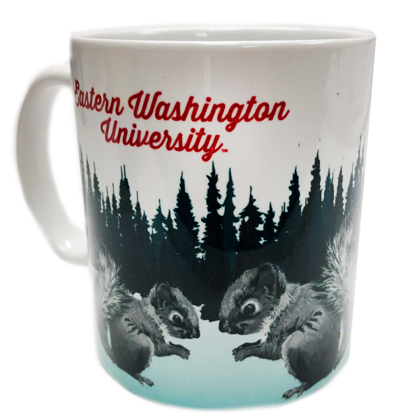 Image For EWU SQUIRREL MUG