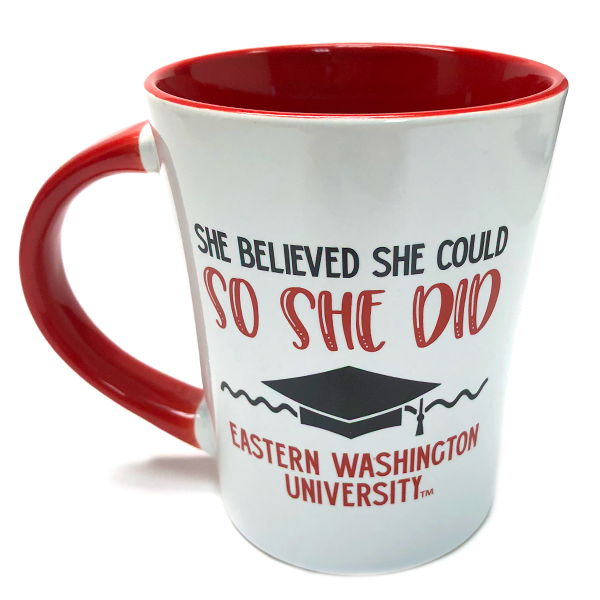 Image For SHE BELIEVED MUG