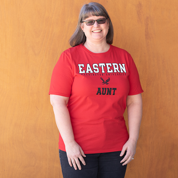 Cover Image For NAME DROP: EASTERN AUNT T-SHIRT