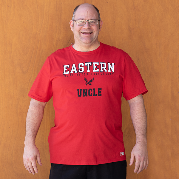 Image For EASTERN UNCLE T-SHIRT