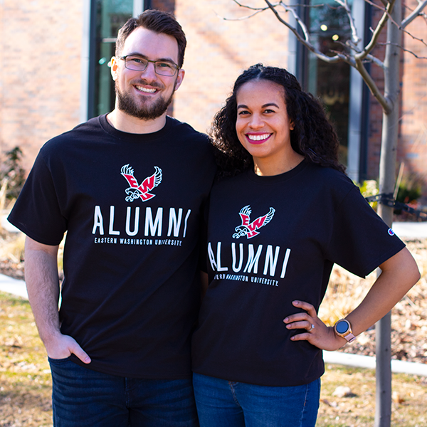 Image For ALUMNI SS T-SHIRT