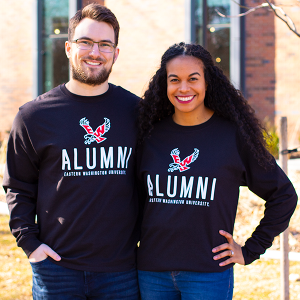 Image For ALUMNI LS T-SHIRT